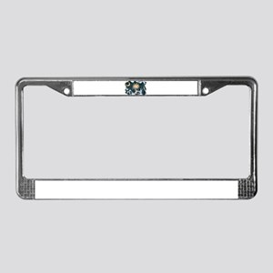 South Carolina Flag License Plate Frame