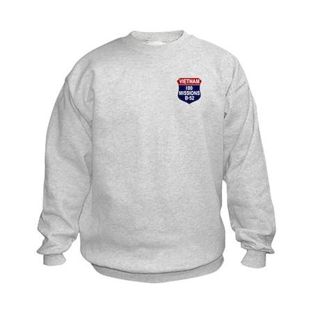 100 Missions Kids Sweatshirt
