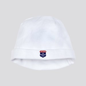 100 Missions baby hat