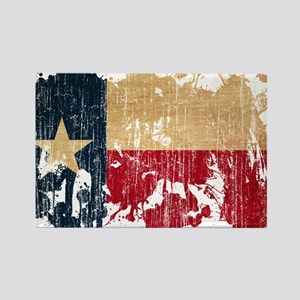 Texas Flag Rectangle Magnet
