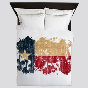 Texas Flag Queen Duvet