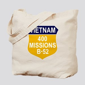 400 Missions Tote Bag
