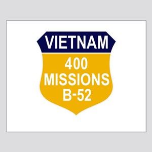 400 Missions Small Poster