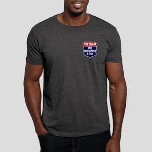 100 Missions Dark T-Shirt