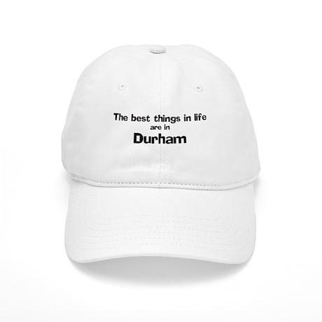 Durham: Best Things Cap