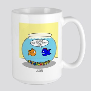 OTL Fishbowl Marbles Large Mug