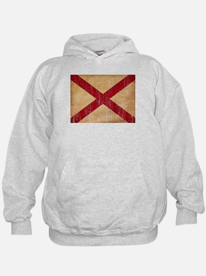 Alabama Flag Hoodie