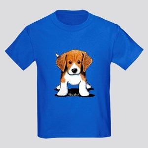 Beagle Puppy Kids Dark T-Shirt