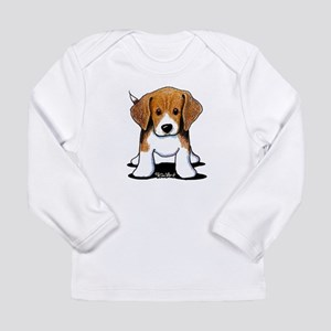 Beagle Puppy Long Sleeve Infant T-Shirt