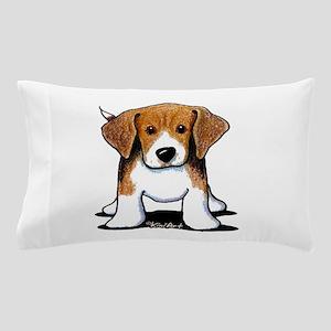 Beagle Puppy Pillow Case