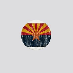Arizona Flag Mini Button