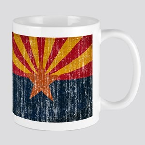 Arizona Flag Mug