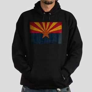 Arizona Flag Hoodie (dark)