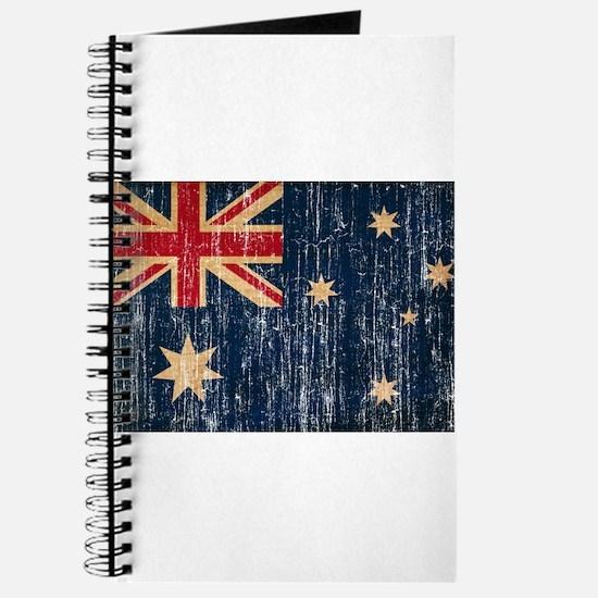 Australia Flag Journal