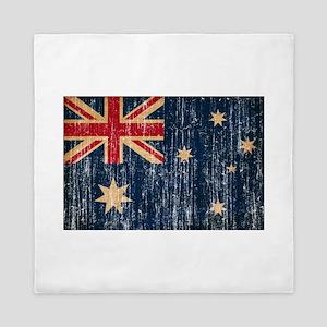 Australia Flag Queen Duvet