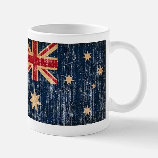 Australia Flag Mug