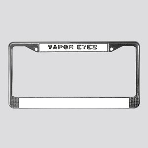 vapor eyez License Plate Frame