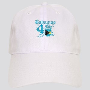 Bahamas for life designs Cap