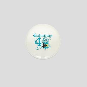 Bahamas for life designs Mini Button