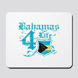 Bahamas for life designs Mousepad