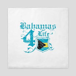 Bahamas for life designs Queen Duvet