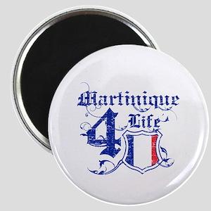 Martinique for life designs Magnet
