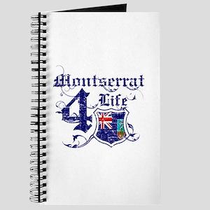 Montserrat for life designs Journal