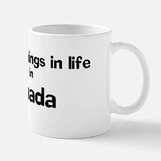 Grenada: Best Things Mug