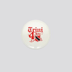 Trinidad and Tobago for life designs Mini Button