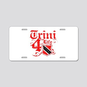 Trinidad and Tobago for life designs Aluminum Lice