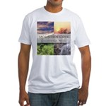 Mountain Cove Fitted T-Shirt