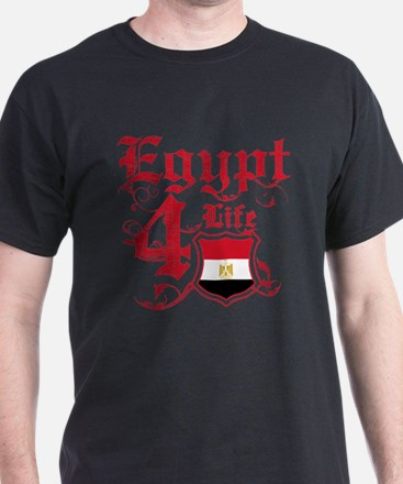 Egypt for life designs T-Shirt