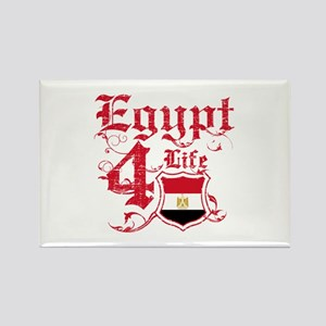 Egypt for life designs Rectangle Magnet
