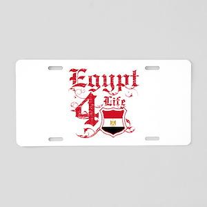 Egypt for life designs Aluminum License Plate