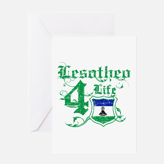 Lesotho for life designs Greeting Card