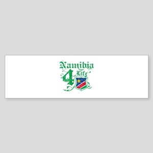 Namibia for life designs Sticker (Bumper)