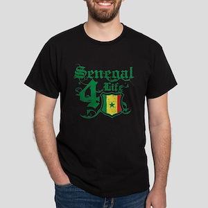 Senegal for life designs Dark T-Shirt