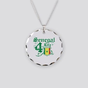 Senegal for life designs Necklace Circle Charm