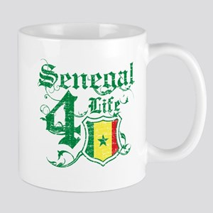 Senegal for life designs Mug