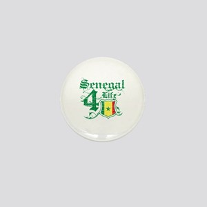 Senegal for life designs Mini Button