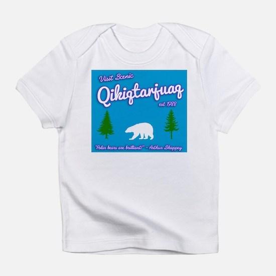 Qikiqtarjuaq Tourism Infant T-Shirt