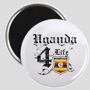 Uganda for life designs Magnet