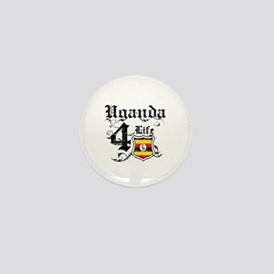 Uganda for life designs Mini Button