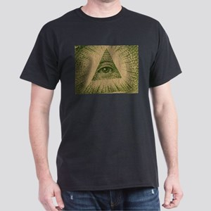 Eye on Your Dollar Dark T-Shirt