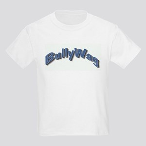 BullyWag blue arch Kids Light T-Shirt