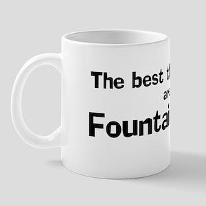 Fountain Valley: Best Things Mug