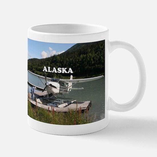 Alaska: Float plane, Trail Lake 2 Mugs
