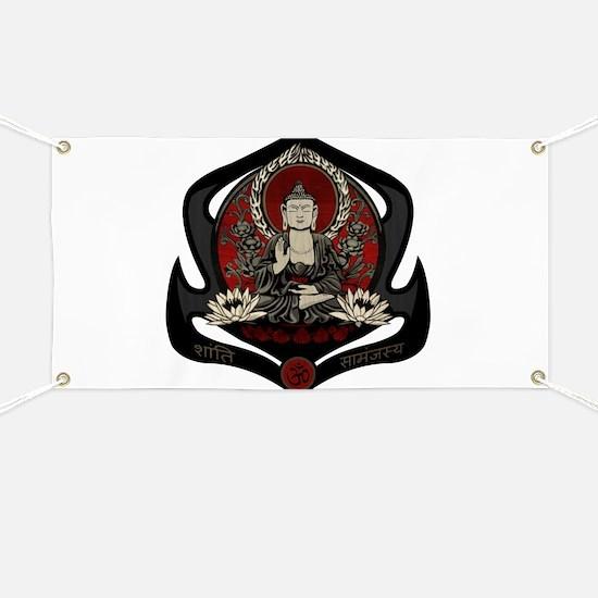 Siddharta Gautama Buddha Banner