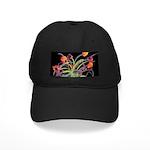 Atom Flowers Black Cap