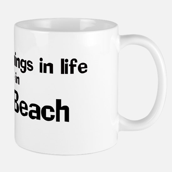 Dillon Beach: Best Things Mug